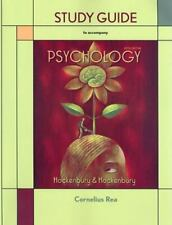 Psychology by Don H. Hockenbury (2009, Paperback, Study Guide)