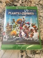 Plants vs. Zombies Battle for Neighborville XBOX ONE 1 Brand New Factory Sealed