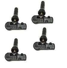 (4) NEW OEM 56029398AB 68241067AB CHRYSLER JEEP DODGE TPMS TIRE PRESSURE SENSOR