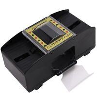 Robot De Casino Poker Automatique Mélangeur De Cartes En Jouant Machine À Bat V5