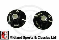 BEK399 - MGB 62-70 - INTERIOR DASH BOARD KNOBS - PAIR -BHA4328 & BHA4329