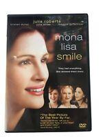 Mona Lisa Smile (DVD, 2004) Very Good