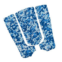 Premium Surfboard Traction Pad Adhesive Deck Grip for Surfing Skim-board