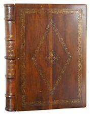 "Maitland Smith ""The Quiwer 1882"" Mahogany Book Box Hidden False Quiver 16"""