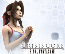Final Fantasy Advent Children Crisis Core Aerith gaming Mouse Pad  Free Ship