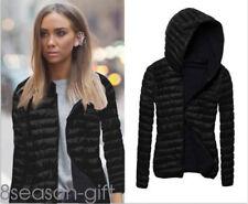 Women Ladies Winter Warm Hooded Coat Jacket Trench Windbreaker Parka Outwear CDO