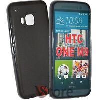 Housse De Couverture pour HTC One M9 Gel Silicone TPU + Film protecteur d'écran