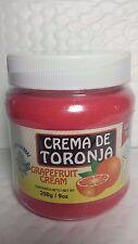 GRAPEFRUIT CREAM 9 OZ CREMA DE TORONJA REDUCTORA 01/2018 MADE IN MEXICO