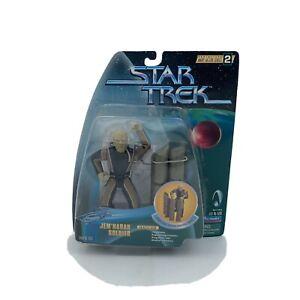 Star Trek Warp Factor Jem Hadar Soldier Playmates Figure vintage rare Alien USA