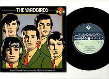 "YARDBIRDS. UK Orig ""Charlie"" 4 Track 7"" PE & pic/SL. EX"