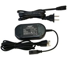 HQRP USB AC Adapter for Casio TRYX Exilim EX-TR100 EX-TR200 QV-R100