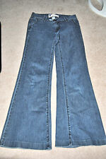 GAP MISSES SIZE 4 LONG & LEAN STRETCH JEANS