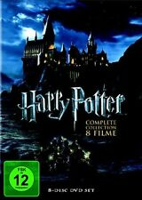 Harry Potter - Complete Collection [8 DVDs BOX NEU/OVP]
