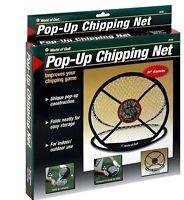 golf folding portable pop up chipping net  collapseable ball JEF world of JR750
