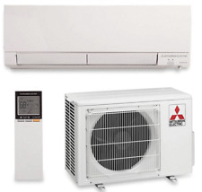 Mitsubishi 12,000 BTU 26 SEER Ductless Mini Split AC Wall Mounted Hyper HEAT