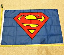 Superman FREE SHIPPING Flag Reguar flags poster banner Super Women Rare 3x5'