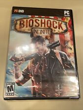 BioShock Infinite 2K Games Video Game for PC Brand New Sealed