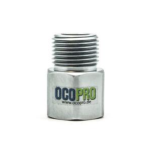 Adapter Soda Stream auf Mehrweg CO2-Flaschengewinde DIN 477 OCOPRO