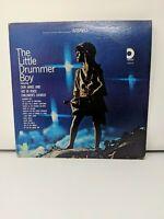 Don Janse -The Little Drummer Boy - Vinyl LP