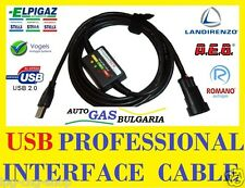USB 2.0 LPG INTERFACE CABLE - LANDI RENZO , ROMANO RIS