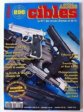 CIBLES n°296 du 11/1994; Revolver Century .45-70/ Knife Show / Smith & Wesson