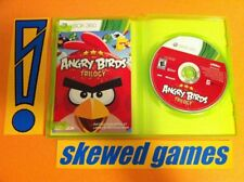 Angry Birds Trilogy - XBox 360 Microsoft COMPLETE