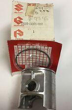 Suzuki genuine piston and rings RM 250 82/85