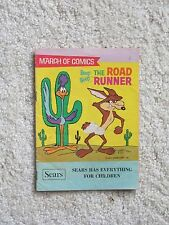 Gold Key MARCH OF COMICS #353 - The Road Runner Beep Beep (& Coyote)