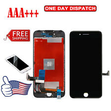 OEM Black for iPhone 6 LCD Digitizer Screen Touch Replacement Home Button Camera
