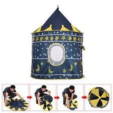 Prince Princess Castle Kids Play Tent Girl Children Playhouse for Indoor outdoor