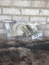 Vintage IKEA Fanaholm Halogen Wall Cabinet Picture Light lamp Nickel