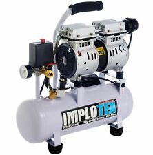IMPLOTEX 480w Ölfrei Silent Flüsterkompressor