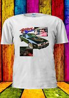 Pontiac Smokey & The Bandit Burt T-shirt Vest Tank Top Men Women Unisex 2162