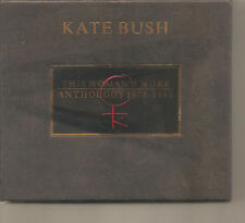 "KATE BUSH ""This Woman's Work (Anthology 1978-1990)"" 8cd Box"