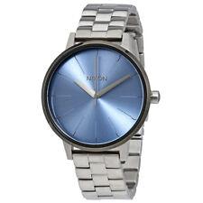 Nixon Kensington Blue Dial Ladies Steel Watch A099-2363-00