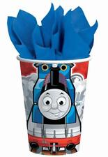 Thomas and Friends 9 oz Paper Cups 8 Per Package Birthday Party Supplies New
