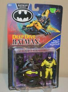 Batman Returns Movie Deep Dive Batman With Torpedo Launching Scuba Gear Kenner