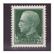 REGNO 1929  -  IMPERIALE    CENTESIMI   25    NUOVO  **