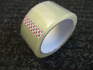 Klebeband 1 - 300 Rollen Packband Paketklebeband Paketband Transparent