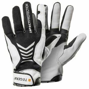~~ Ejendals 7770 Tegera Leather IMPACT-RESISTANT Oil Resistance Gloves ~~