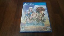 Limited Run Games PS4 #311 Alvastia Chronicles Brand New factory sealed