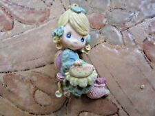 Darling Precious Moments Retired 2000 Mother Pin