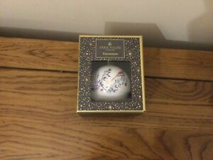 PORTMEIRION SARAH MILLER CHRISTMAS BAUBLE PARTRIDGE IN A PEAR TREE.BRAND NEW.