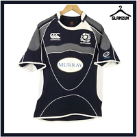 Scotland Rugby Shirt Canterbury S Small Top Short Sleeves Home Jersey 2007 A2