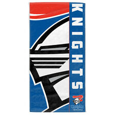 *NEW 2017* Newcastle Knights NRL Beach Bath Gym Towel Fathers Day Christmas Gift