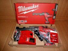 NEW Milwaukee M18 18v 10oz Cordless Caulk and Adhesive Gun Dispenser (2641-21CT)
