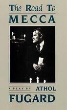 The Road to Mecca Fugard, Athol Paperback