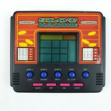 2 in 1 Casino • Slot Machine • Handheld Electronic Game • TESTED