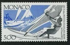 MONACO #1578 MNH VF OG European Games Sailing Sailboard 1987