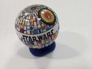 Star Wars Helix Death Star Metal Pencil Sharpener New School Kids Art Sci Fi WOW
